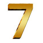 7-Number-PNG