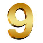 9-Number-PNG